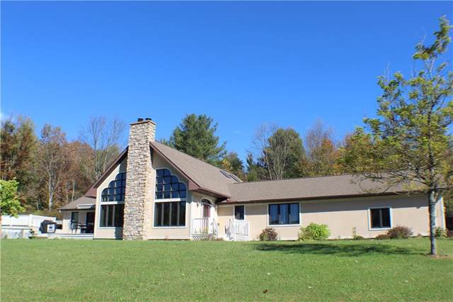 1280 Four Mile Road, Allegany, NY 14706 (MLS #R1230472) :: Robert PiazzaPalotto Sold Team