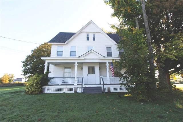 6163 N. Lake Road, Bergen, NY 14416 (MLS #R1230509) :: The Glenn Advantage Team at Howard Hanna Real Estate Services