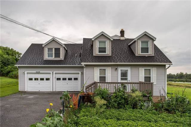 5346 Buffalo Street Extension, Canandaigua-Town, NY 14424 (MLS #R1230655) :: Robert PiazzaPalotto Sold Team