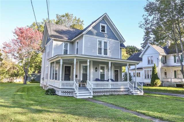 92 South Ave, Webster, NY 14580 (MLS #R1230976) :: Robert PiazzaPalotto Sold Team