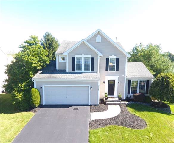 3320 Eagles Roost Lane, Walworth, NY 14502 (MLS #R1231030) :: 716 Realty Group