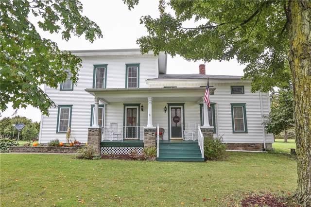 4536 Shortsville Road, Farmington, NY 14548 (MLS #R1231045) :: Thousand Islands Realty