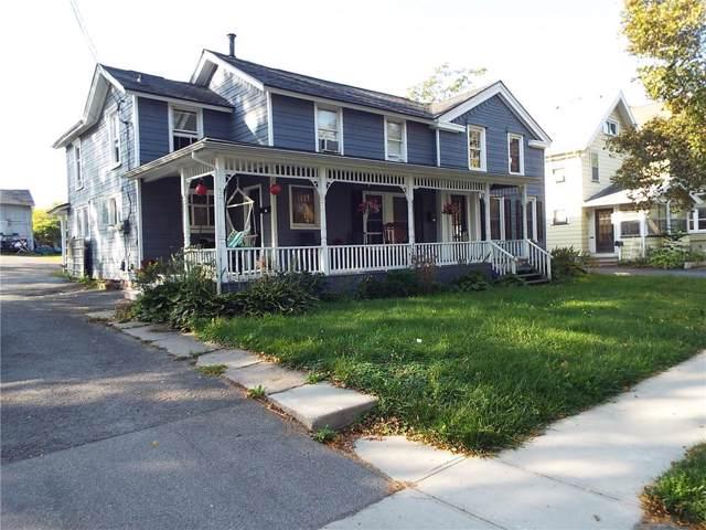 48 High Street, Sweden, NY 14420 (MLS #R1231144) :: Robert PiazzaPalotto Sold Team