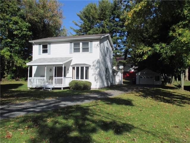 1102 Old Pines Trail, Jerusalem, NY 14527 (MLS #R1231275) :: Robert PiazzaPalotto Sold Team