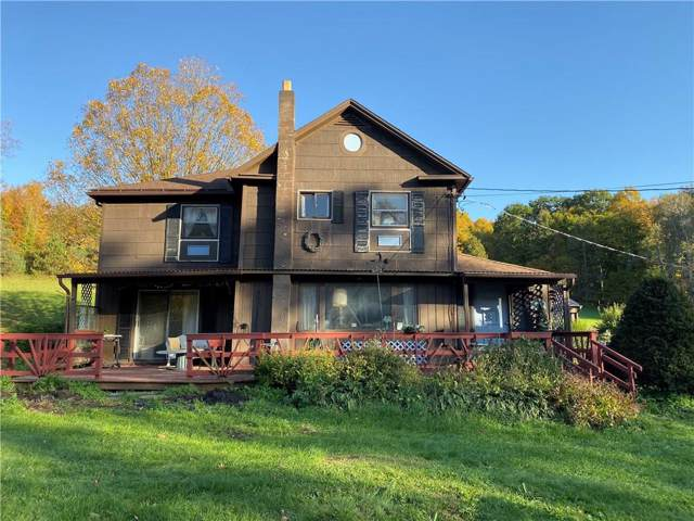 10384 Ryan Hollow Road, Cohocton, NY 14826 (MLS #R1231296) :: 716 Realty Group