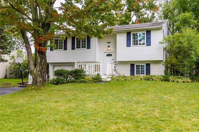 1149 Meadowbrook Lane, Farmington, NY 14425 (MLS #R1231302) :: Thousand Islands Realty