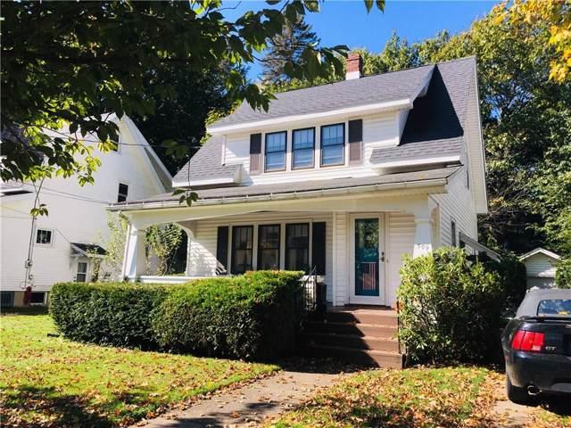 509 Weeks Street, Jamestown, NY 14701 (MLS #R1231325) :: Robert PiazzaPalotto Sold Team