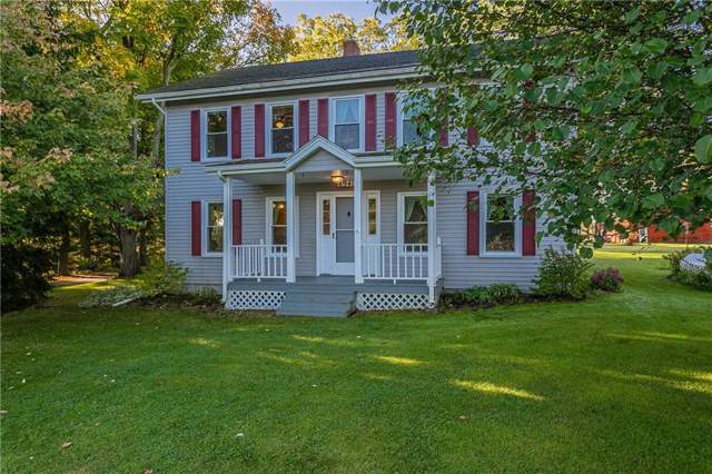 8941 County Road 14, West Bloomfield, NY 14469 (MLS #R1231371) :: The Glenn Advantage Team at Howard Hanna Real Estate Services