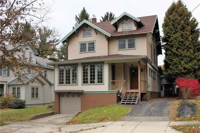 207 Van Buren Street, Jamestown, NY 14701 (MLS #R1231410) :: BridgeView Real Estate Services
