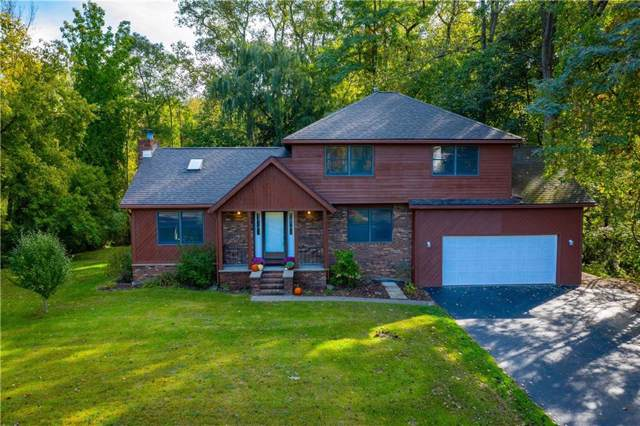 704 Holt Road, Webster, NY 14580 (MLS #R1231531) :: Robert PiazzaPalotto Sold Team
