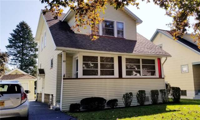 80 Indiana Street, Rochester, NY 14609 (MLS #R1231991) :: The Glenn Advantage Team at Howard Hanna Real Estate Services