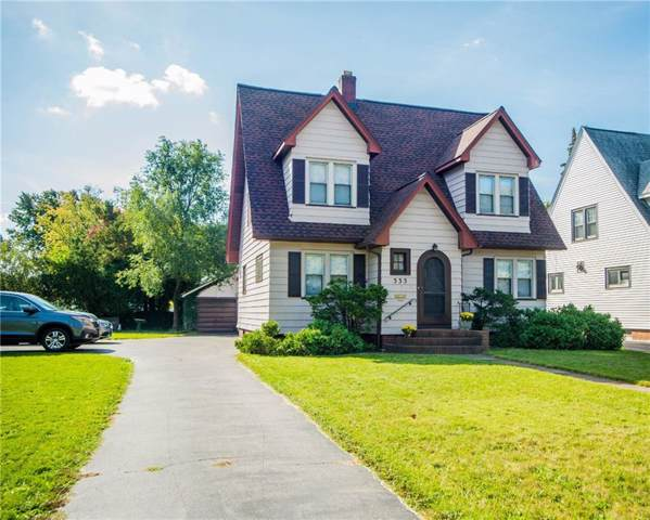 333 Titus Avenue, Irondequoit, NY 14617 (MLS #R1232207) :: The Glenn Advantage Team at Howard Hanna Real Estate Services