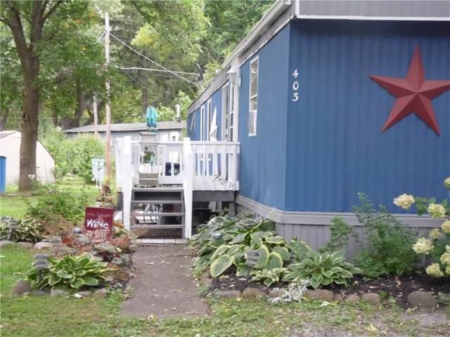403 Terri Dr, Farmington, NY 14425 (MLS #R1232250) :: Thousand Islands Realty