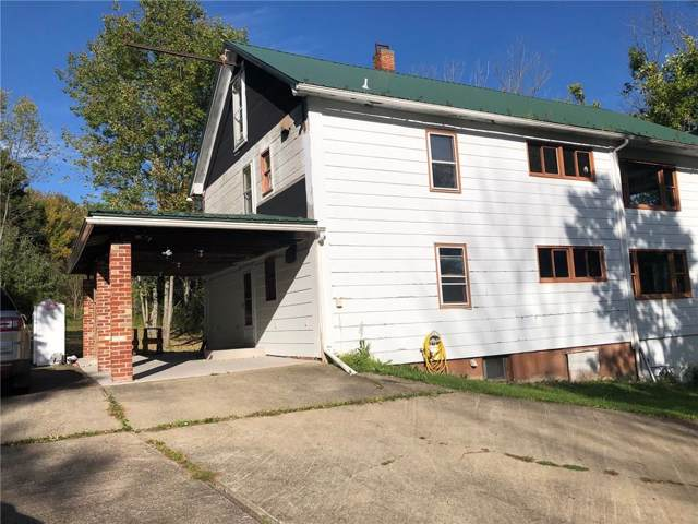318 Fountain Street, Olean-Town, NY 14760 (MLS #R1232307) :: Robert PiazzaPalotto Sold Team