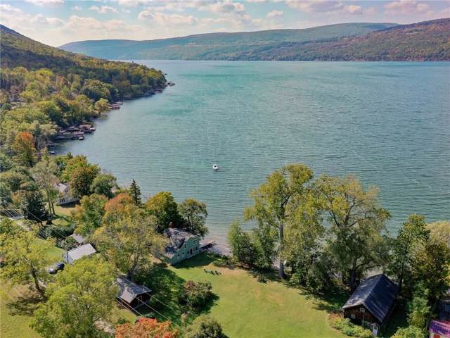818 & 828 Green Cove Drive, Middlesex, NY 14507 (MLS #R1232318) :: Robert PiazzaPalotto Sold Team
