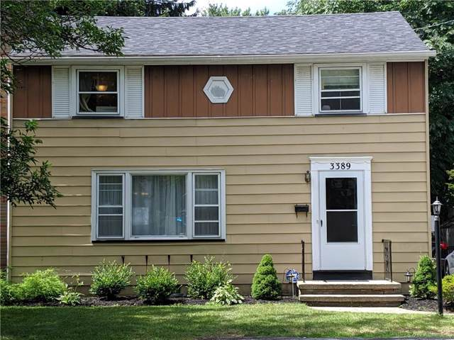 3389 Culver Road, Irondequoit, NY 14622 (MLS #R1232377) :: The Glenn Advantage Team at Howard Hanna Real Estate Services