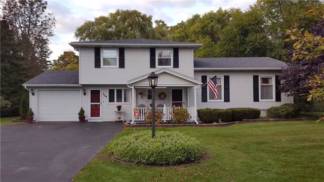 724 Eastwood Circle, Webster, NY 14580 (MLS #R1232402) :: Updegraff Group