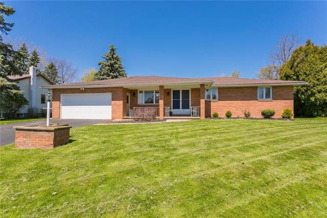 95 Granada Circle, Irondequoit, NY 14609 (MLS #R1232408) :: The Glenn Advantage Team at Howard Hanna Real Estate Services