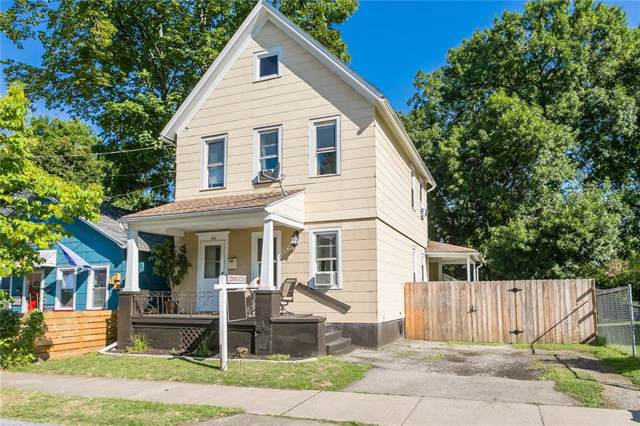 164 Sanford Street, Rochester, NY 14620 (MLS #R1232483) :: Updegraff Group