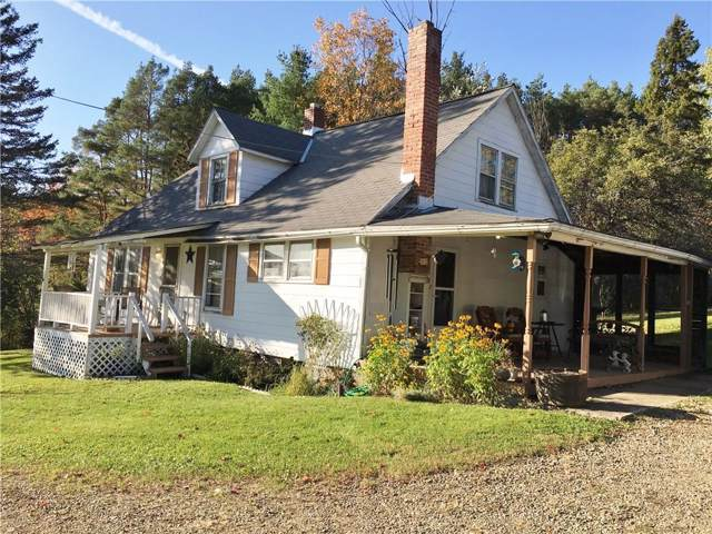 3112 N Hill Road, Wellsville, NY 14895 (MLS #R1232763) :: Thousand Islands Realty