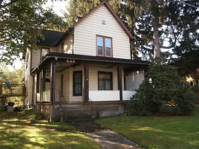 443 Fairmount Avenue, Ellicott, NY 14701 (MLS #R1232844) :: BridgeView Real Estate Services