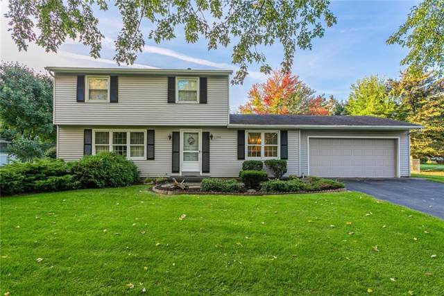 1196 Appian Drive S, Webster, NY 14580 (MLS #R1232860) :: Updegraff Group