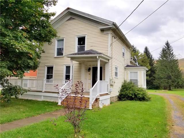 44 Main Street, Almond, NY 14804 (MLS #R1232872) :: Thousand Islands Realty