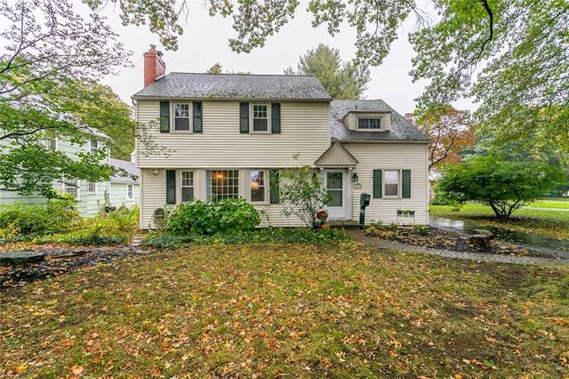 114 Valley View Crescent, Irondequoit, NY 14617 (MLS #R1232943) :: Thousand Islands Realty
