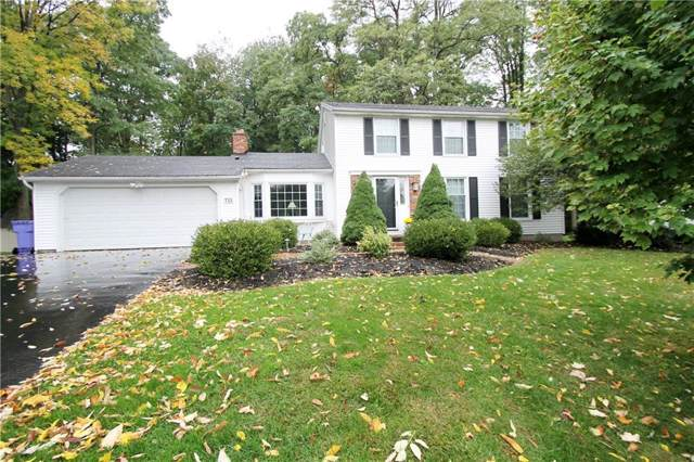 713 Finchingfield Lane, Webster, NY 14580 (MLS #R1232948) :: BridgeView Real Estate Services
