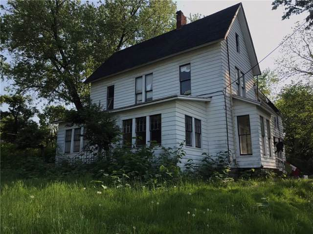 133 Hallock Street, Jamestown, NY 14701 (MLS #R1233191) :: Robert PiazzaPalotto Sold Team