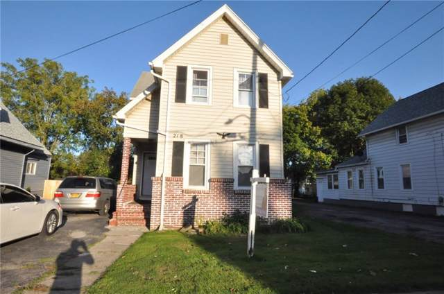 218 Wetmore Park, Rochester, NY 14606 (MLS #R1233210) :: Thousand Islands Realty