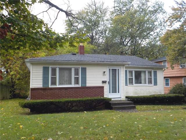 222 E Spruce Street, East Rochester, NY 14445 (MLS #R1233222) :: The Rich McCarron Team