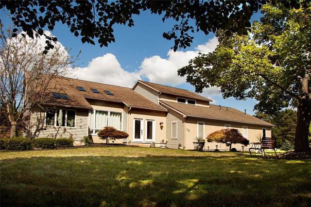 390 French Road, Pittsford, NY 14618 (MLS #R1233316) :: Robert PiazzaPalotto Sold Team