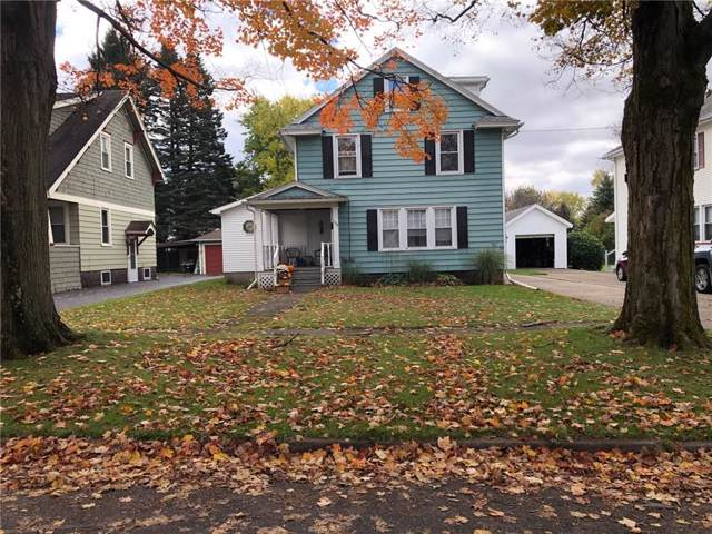 109 Willow Street, Olean-City, NY 14760 (MLS #R1233347) :: Robert PiazzaPalotto Sold Team
