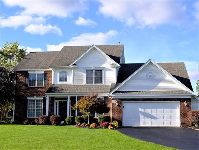 3 Oatsfield Circle, Penfield, NY 14526 (MLS #R1233354) :: Robert PiazzaPalotto Sold Team