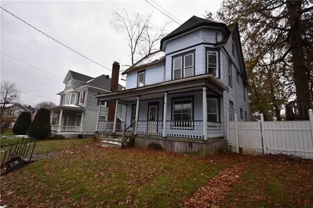 346 Crossman Street, Jamestown, NY 14701 (MLS #R1233359) :: The CJ Lore Team   RE/MAX Hometown Choice