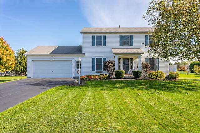 924 Limpet Drive, Webster, NY 14580 (MLS #R1233367) :: The Rich McCarron Team