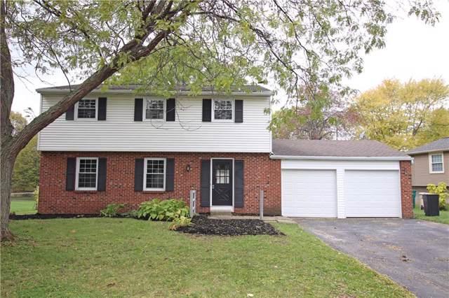 274 Blackwell Lane, Henrietta, NY 14467 (MLS #R1233382) :: Robert PiazzaPalotto Sold Team