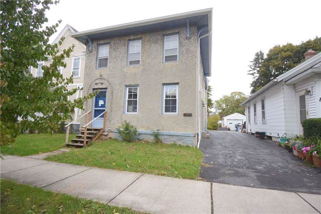 106 Gregory Street, Rochester, NY 14620 (MLS #R1233531) :: Robert PiazzaPalotto Sold Team