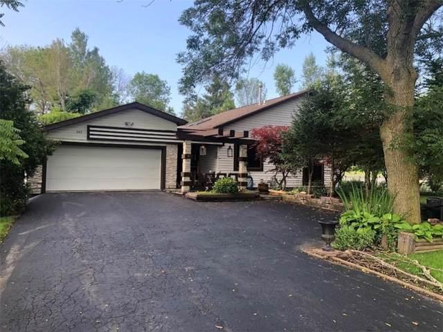 643 Lake Shore Drive, Greece, NY 14468 (MLS #R1233554) :: Robert PiazzaPalotto Sold Team