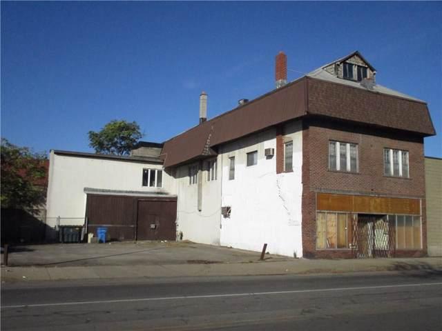 795 Dewey Avenue, Rochester, NY 14613 (MLS #R1233619) :: Robert PiazzaPalotto Sold Team