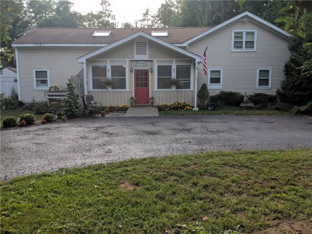 622 Whittier Road, Ogden, NY 14559 (MLS #R1233777) :: Robert PiazzaPalotto Sold Team