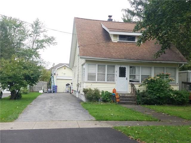 93 Kircher Park, Webster, NY 14580 (MLS #R1233814) :: Robert PiazzaPalotto Sold Team