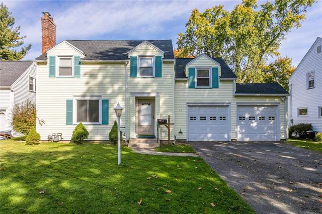 42 Belvedere Drive, Gates, NY 14624 (MLS #R1233874) :: Robert PiazzaPalotto Sold Team
