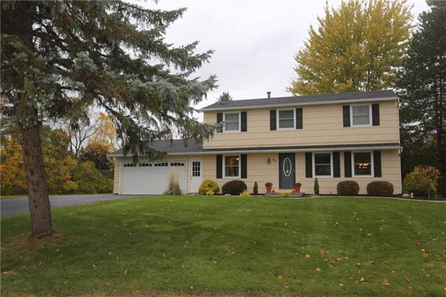 80 Maple Hill Farm Road, Penfield, NY 14526 (MLS #R1233892) :: Robert PiazzaPalotto Sold Team