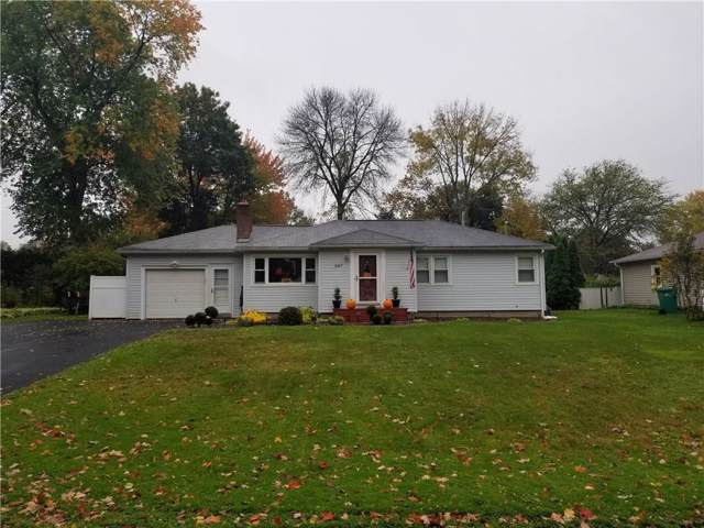 647 Beverly Drive, Webster, NY 14580 (MLS #R1233994) :: 716 Realty Group