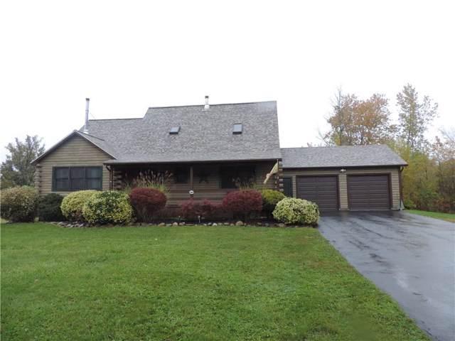 4440 Brick Schoolhouse Road, Hamlin, NY 14464 (MLS #R1234010) :: Robert PiazzaPalotto Sold Team