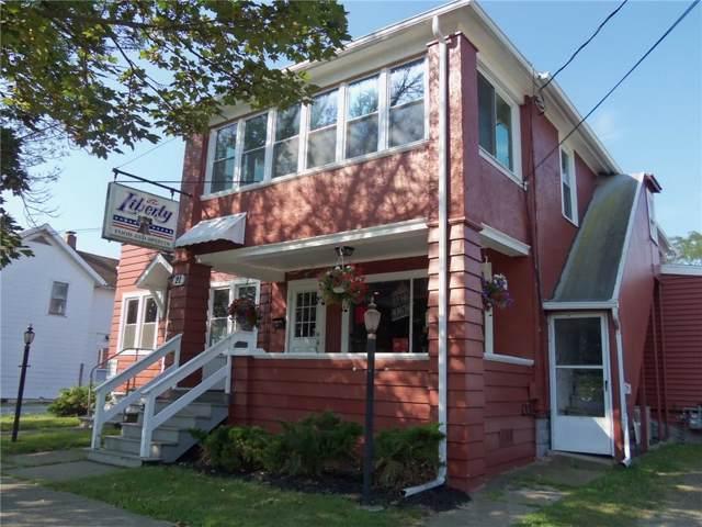 21 Prospect Street, Pomfret, NY 14063 (MLS #R1234693) :: Robert PiazzaPalotto Sold Team