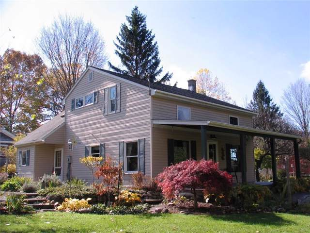 6769 Miller Road, Arcadia, NY 14513 (MLS #R1235336) :: The CJ Lore Team | RE/MAX Hometown Choice