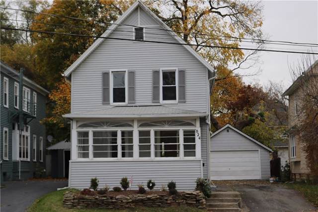 824 Elmwood Avenue, Rochester, NY 14620 (MLS #R1235734) :: Updegraff Group